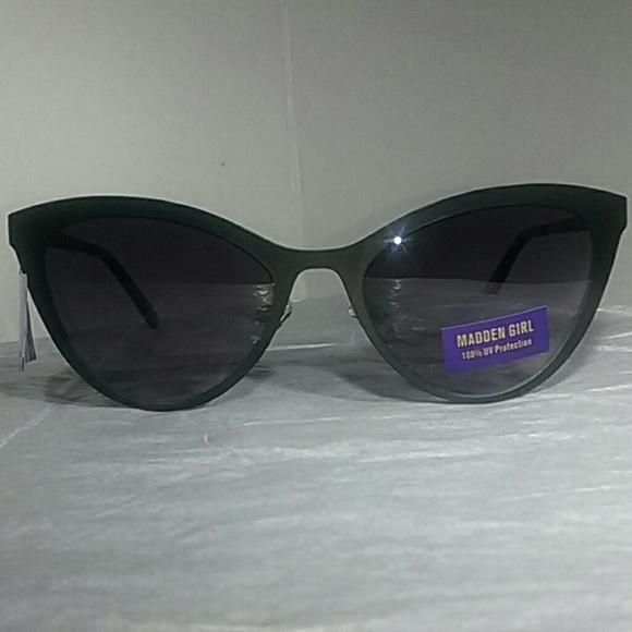 19e74eb99b Steve Madden MADDEN GIRL Cat Eye Sunglasses